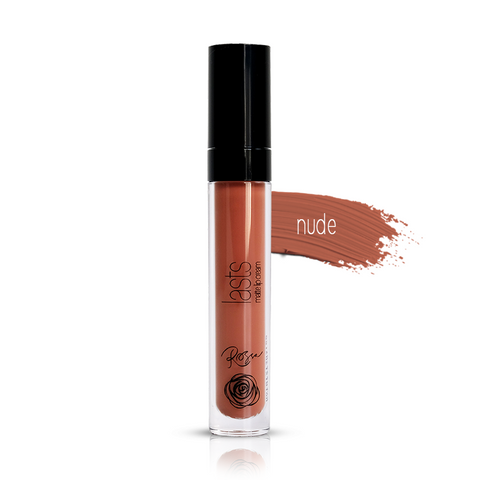 Rossa Beauty Lasts Matte Lip Cream – Nude
