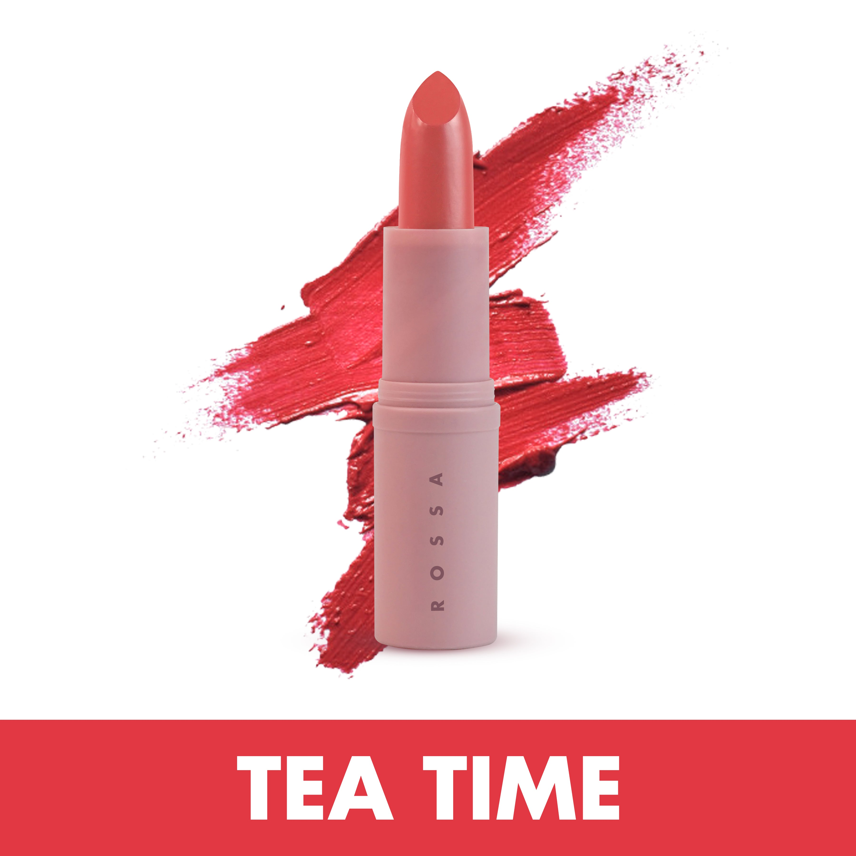 Rossa Beauty Lip Tease – Tea Time