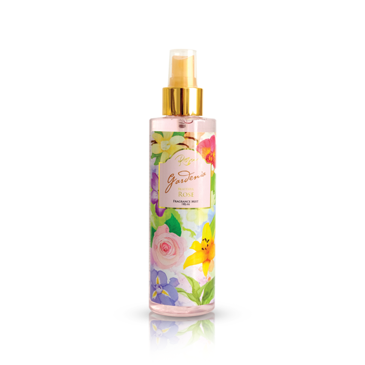 Rossa Beauty Gardenia Fragrance Mist – Beautiful Rose