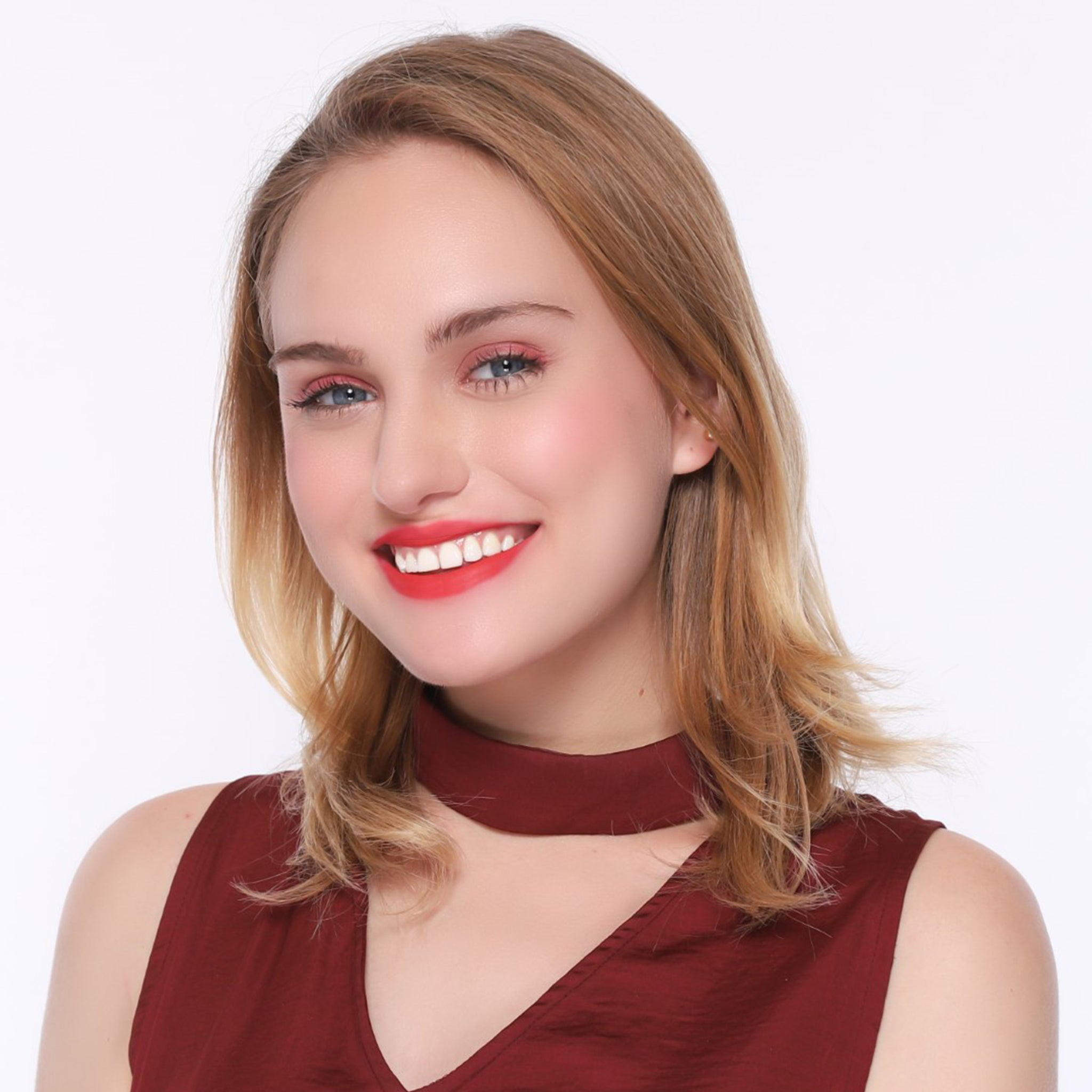 Rossa Beauty Lip Cheek Eye Sorbet – Flirty Cherry