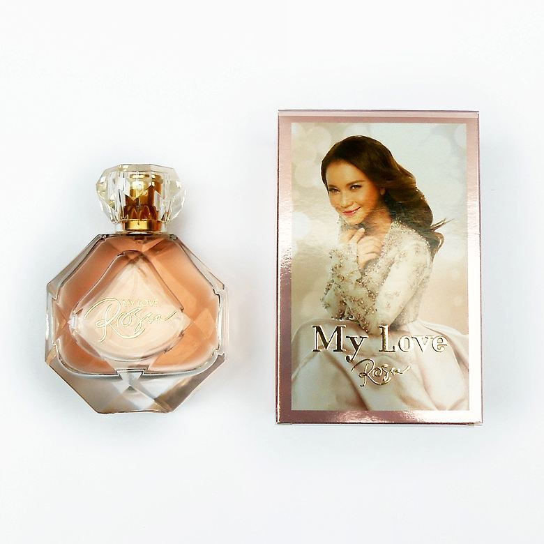 ROSSA EDP MY LOVE