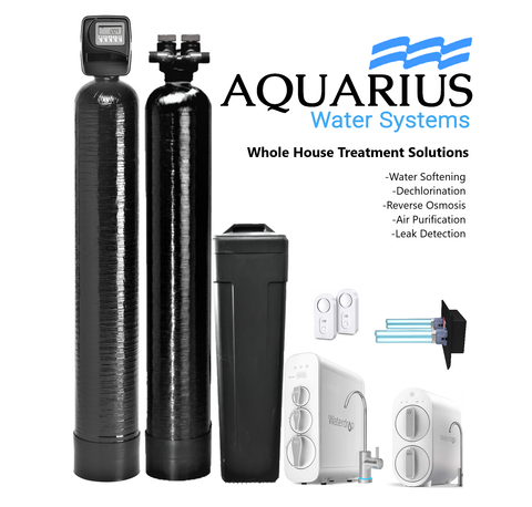Aquarius Water Systems Lifetime Warranty water softener water filtration hard water soft water filtered kinetico aqua clear hague culligan pellican ecowater filtration reverse osmosis tennessee H2O knoxville nashville chattanooga lenoir city maryville