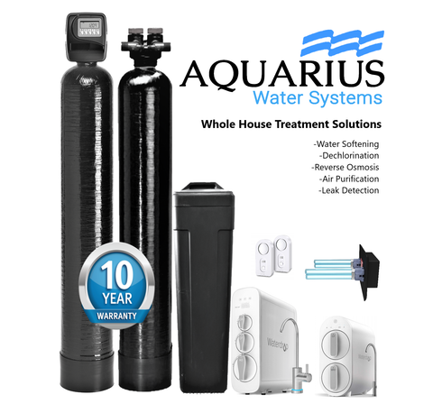 Complete Whole House Water Filtration