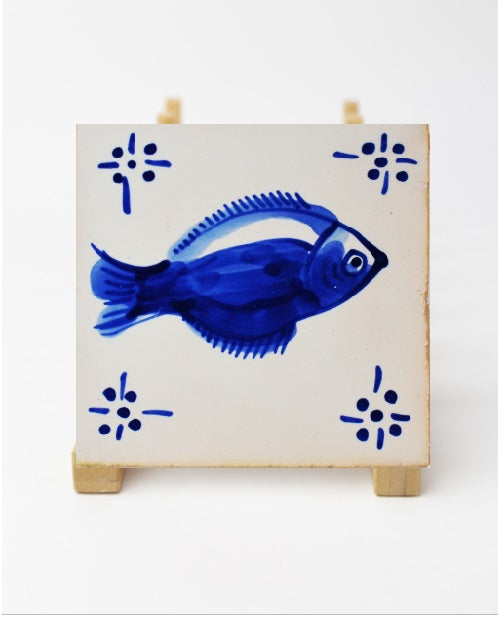Tradictional Tile - Replica 18th Century