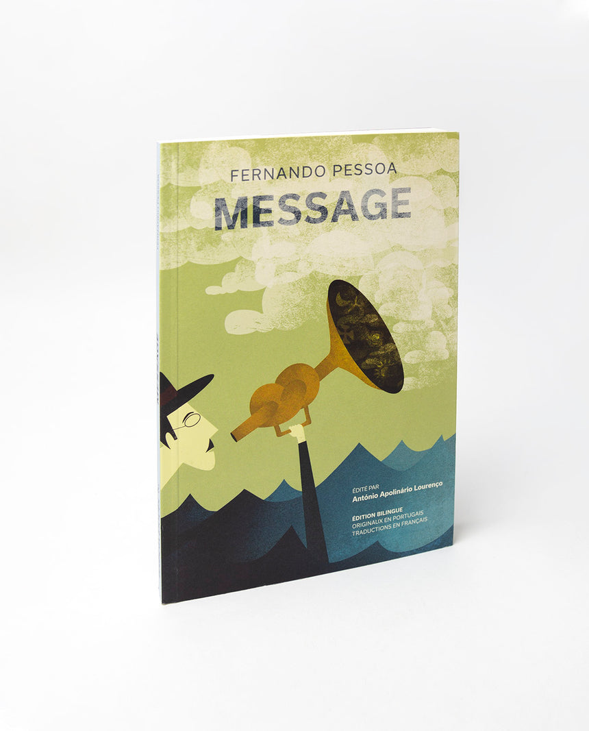 "Book Lisbon Poets & Co. ""Message"""