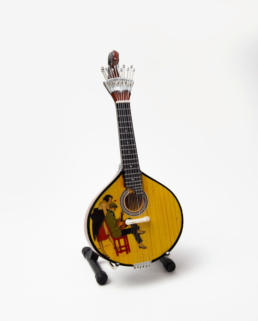 Miniature Guitar
