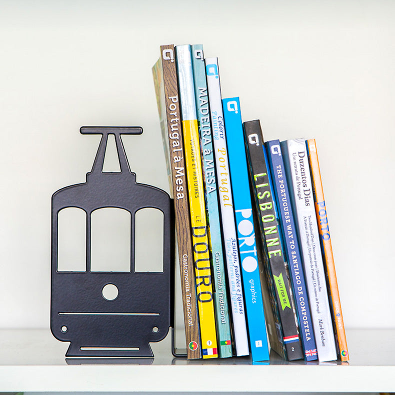 Tram Metal Book Holder