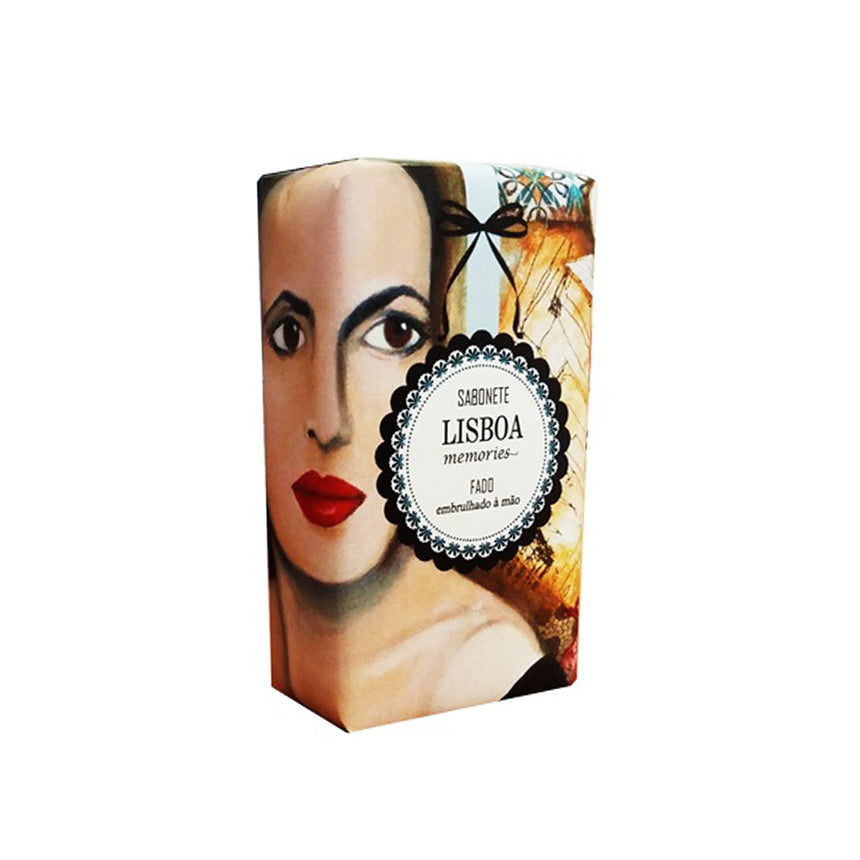 Lisboa Memories Fado Soap