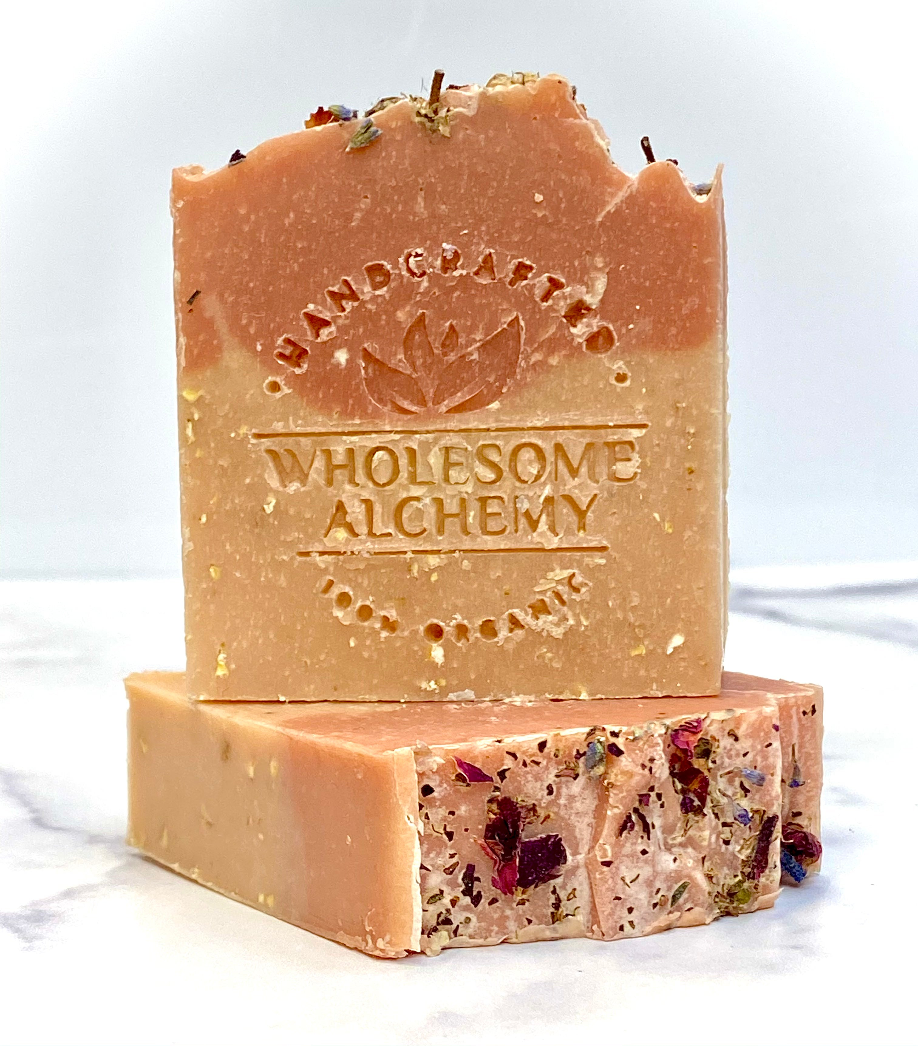 Organic Body Soap (Love Potion)