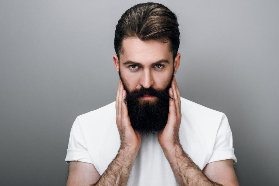 Why a Natural brush & comb will improve the Quality of your Beard