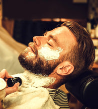 Load image into Gallery viewer, viking beard brand sandalwood shaving cream