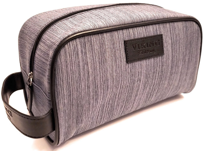 men's travel shaving toiletry bag