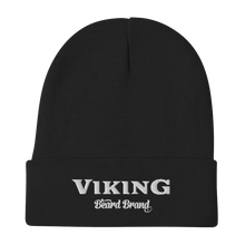Load image into Gallery viewer, viking beard brand beanie