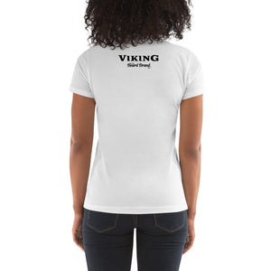 Viking Beard Brand Women's Fitted t-shirt