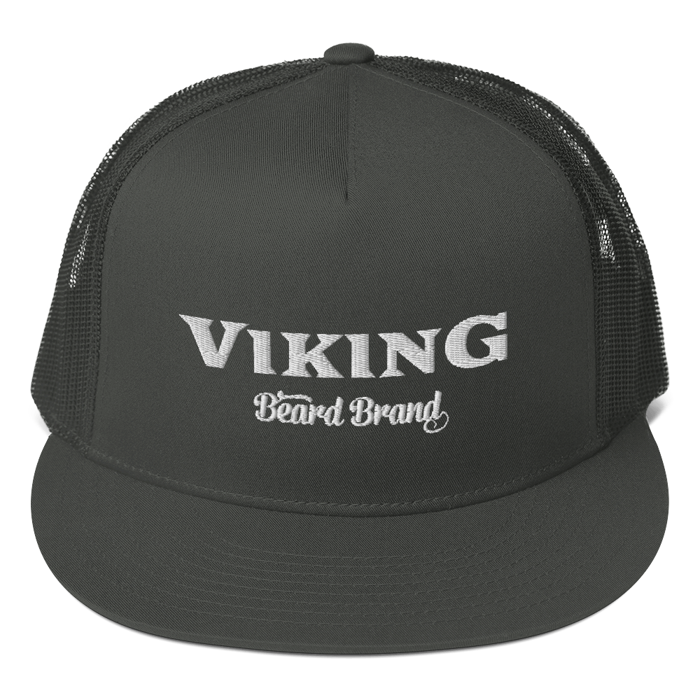 Trucker Hat - Stitched Viking Logo