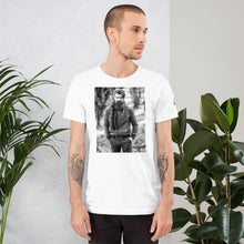 Load image into Gallery viewer, Viking Beard Brand Short-Sleeve Deluxe T-Shirt