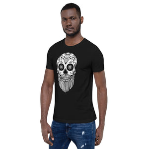Short-Sleeve Sugar Skull T-Shirt