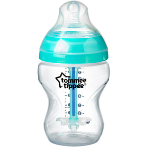 TOMMEE TIPPEE 2 Pack 260ml Advanced Anti-Colic Bottles