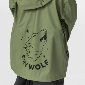 CRYWOLF Play Jacket Khaki