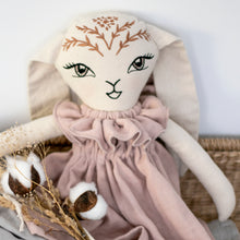 Load image into Gallery viewer, BURROW & BE Bunny Doll Willow