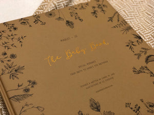 MARLEE + JO The Baby Book - Limited Edition Nature Collection
