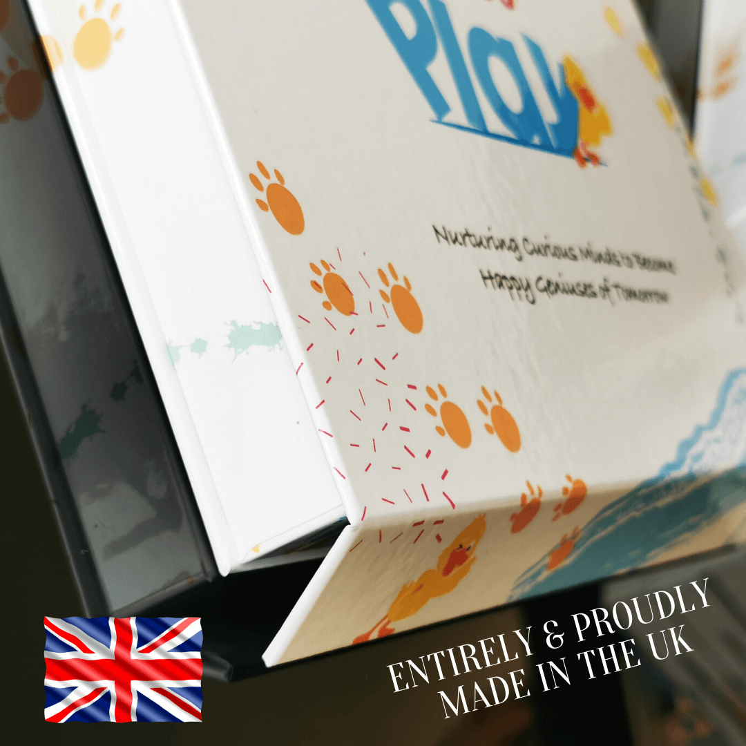 Proudly made in the UK supporting UK economy