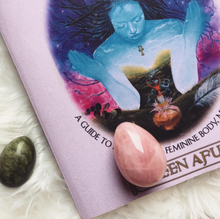 Load image into Gallery viewer, Rose Quartz Yoni Eggs