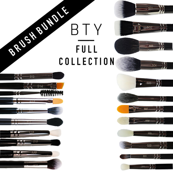 BTY Brush Bundle