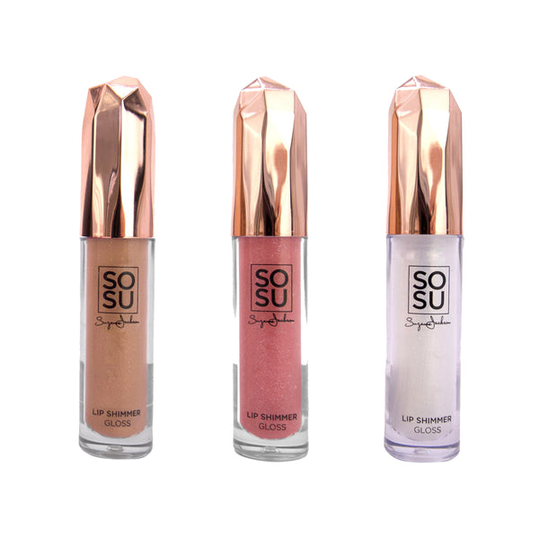 SOSU Shimmer Lip Gloss