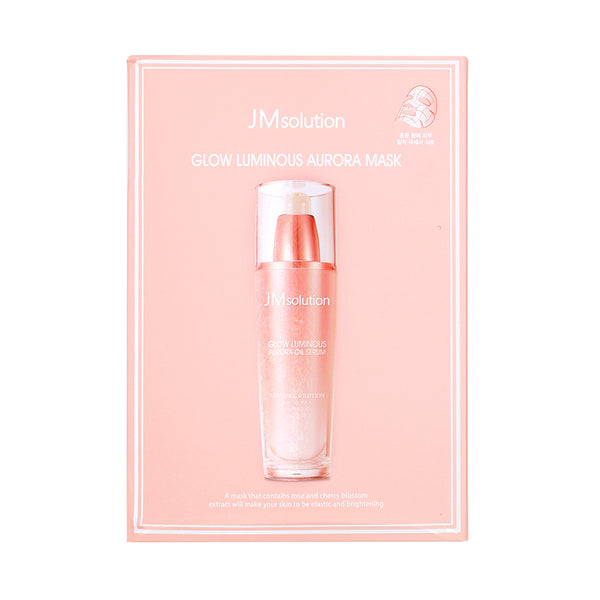 Glow Luminous Aurora Mask
