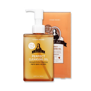 Real Art Perfect Cleansing Oil