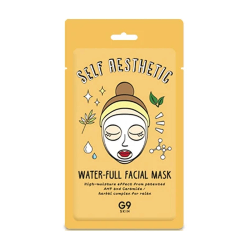 Self Aesthetic Water-Full Facial Mask