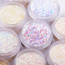 Load image into Gallery viewer, UR SUGAR 5ml Chameleon 2 in 1 Dipping Nail Powder Acrylic Powder Finger Extension Glitter Sequins Dip Nails Powder Decoration