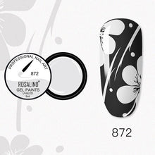 Load image into Gallery viewer, ROSALIND Nail Gel 5ml (RF872)