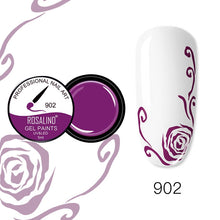 Load image into Gallery viewer, ROSALIND Nail Gel 5ml (RF902)