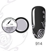 Load image into Gallery viewer, ROSALIND Nail Gel 5ml (RF914)