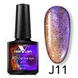 GLITZ Holographic Chrome (J11)