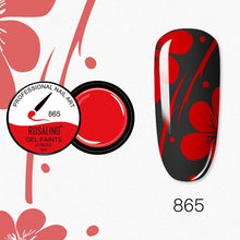 Load image into Gallery viewer, ROSALIND Nail Gel 5ml (RF865)