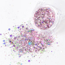 Load image into Gallery viewer, GLITZ Sequin Glitter Flakes