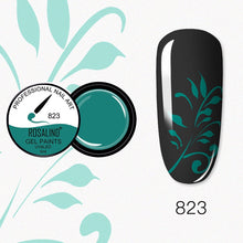 Load image into Gallery viewer, ROSALIND Nail Gel 5ml (RF823)
