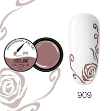 Load image into Gallery viewer, ROSALIND Nail Gel 5ml (RF909)