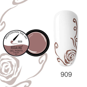 ROSALIND Nail Gel 5ml (RF909)
