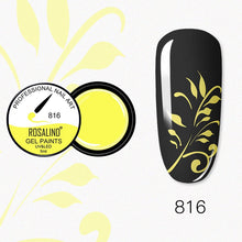 Load image into Gallery viewer, ROSALIND Nail Gel 5ml (RF816)