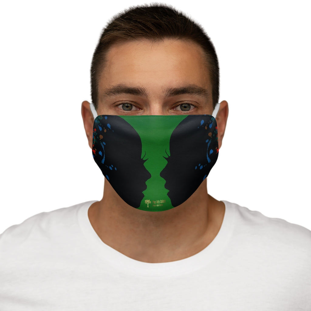 Fury Goddess Snug-Fit  Face Mask