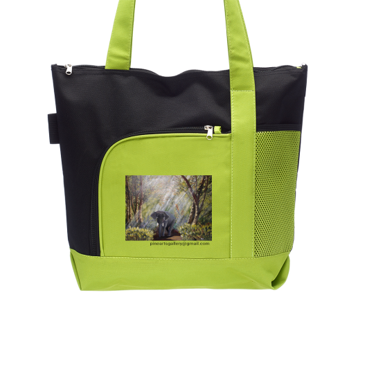 Two-tone Tote Bag