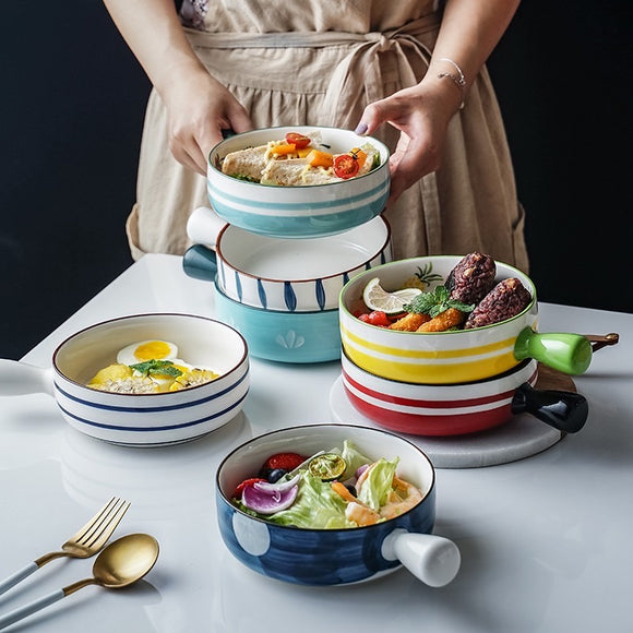 Serving Plates and Bowls