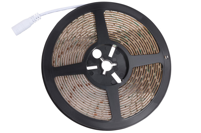 LR Technology Splash Proof  LED Tape Strip Light Kit (5 Meters) - Warm White