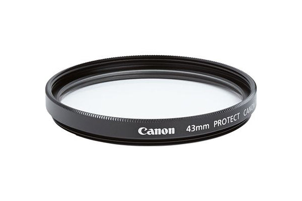 Canon 43mm Filter Protect for EF-M 22mm f/2 STM