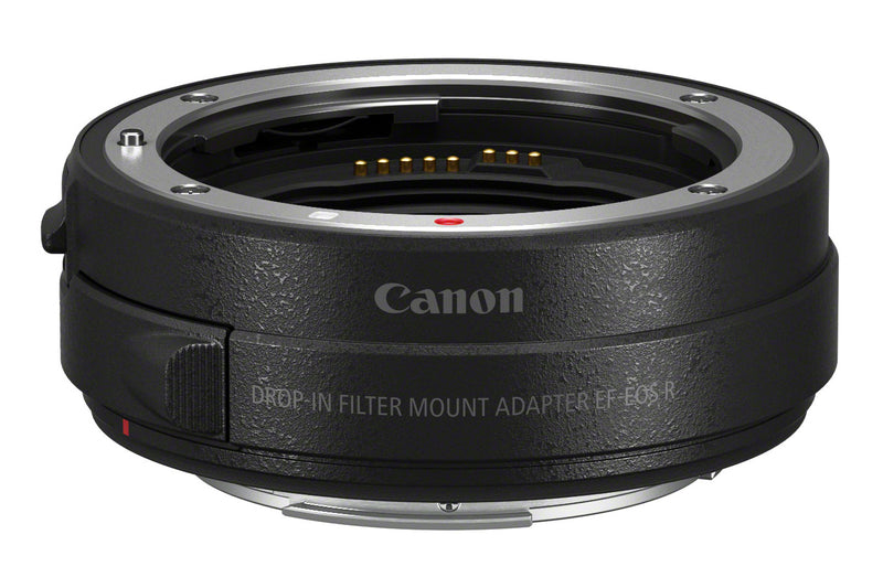 Canon EF-EOS R Drop-In Filter Adapter with Drop-In Variable ND Filter A