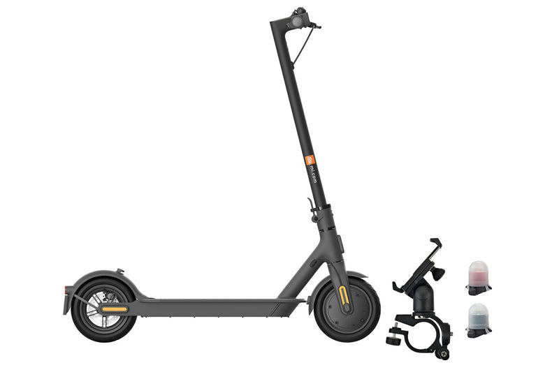 Xiaomi Mi Electric Scooter Essential + FREE Joby GripTight Bike Phone Mount & Cycle Light Kit Worth 49.99 (UK Stock)
